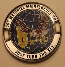 607 Materiel Maintenance Sq Air Force Challenge Coin
