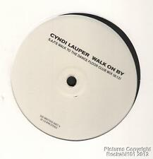 2004 Cyndi Lauper 12 inch M- 33 (S.A.F. Walk To The Dance Floor Walk On By)