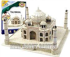 TAJ MAHAL 3D PUZZLE Gift Construction Model India Kit Chrismas Xmas Gift