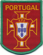 Portugal FPF 80's Football Badge Patch 7.2 x 5.5cm