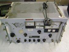 Ami Advance Measurement Industries Fm Deviation Meter 400a 220v