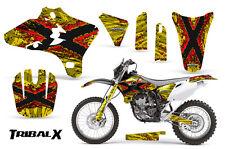 YAMAHA YZ250F YZ450F 03-05, WR250 WR450 05-06 GRAPHICS KIT CREATORX TXRY