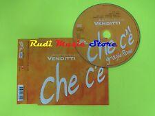 CD Singolo ANTONELLO VENDITTI Che c'è 2001 BMG RICORDI 7432187942  mc dvd (S9**)