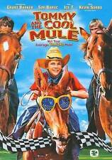 Tommy and the Cool Mule (DVD, 2009) Grant Barker Siri Baruc Kevin Sorbo
