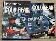 Cold fear COMPLET (PS2)