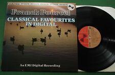 Franck Pourcel Classical Favourites In Digital inc Carmen + NPO TWOD 2002 LP