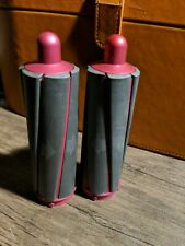 Dyson Airwrap Attachment Set 40mm (1.6inch) Curl Barrels Iron Fuschia