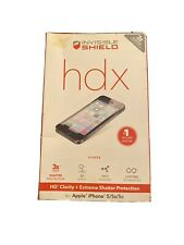 ZAGG Invisible Shield HDX Screen Protector (Apple iPhone 5C/5S) IP5HXS-F00 ✅❤️️✅