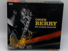 CHUCK BERRY - ULTIMATE COLLECTION 3 CD BOXSET 2007
