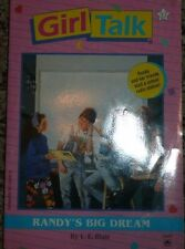 Randy's Big Dream by Katherine Applegate and L. E. Blair (1992, Hardcover)