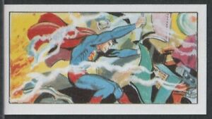 1967 Primrose Superman Card #19 Atomic Pile-Up