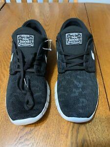 Nike Stefan Janoski Max SB Skate Shoes Mens Size 10.5 631303-100 NEW