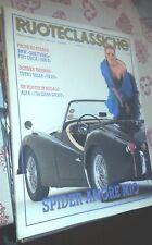 RUOTECLASSICHE # 51-maggio 1992-bmw 2002turbo-triumph tr 2/3-si poster alfa 1750