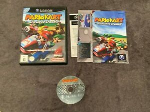 MARIO KART DOUBLE DASH COMPLETE - GAMECUBE/WII GAME