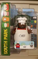 Mezco South Park Series 1 Chef **RARE Open Mouth Expression