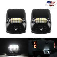 2Pcs LED SMD License Plate Light Lamp For 2005-2015 Toyota Tacoma Tundra