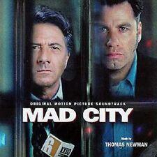 MAD CITY (MUSIQUE DE FILM) - THOMAS NEWMAN (CD)