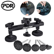 PDR Paintless Dent Repair Auto Body Hail Removal Pulling Bridge Puller Tools Set