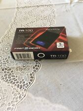 NEW IN BOX Fast Weigh Genuine TR-100 Digital Pocket Scale