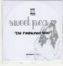 (EP174) Sweet Pea, Old Fashioned Way / Baby J - DJ CD
