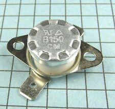 Thermostat:KSD301-B150:Ceramic 150ºC:302ºF:N.C.:NC:Temperature:BiMetal Switch