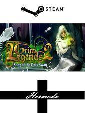 Grim Legends 2: canción de la clave de vapor Cisne oscuro-para PC, Mac o Linux