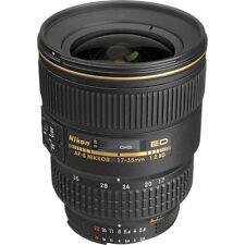 Nikon AF-S Zoom-NIKKOR 17-35mm f/2.8D IF-ED Lens