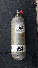 Carleton ISI 4500psi Air Tank Bottle DOT-E 11194 M4927 310BAR