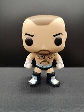 Paintng defect NO BOX Funko Pop!  WWE CM Punk #02 Rare Vaulted Vinyl Figure