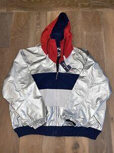 Ralph Lauren Polo Sport Limited Edition Olympic Windbreaker Metallic Men's Large