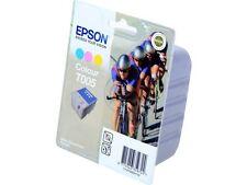 Set EPSON ORIGINALE t003 + t005 color + Black for Epson Stylus Color 900 980