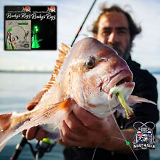 4x Ultra Rigs 6/0 Supa Lumo Snapper Fishing Rig FlasherPaternoster Bottom