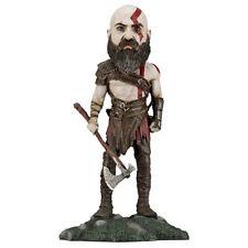 Kratos Figure Resin Head Knocker 22cm God of War 2018 Original Official NECA