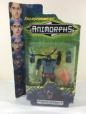 Transformers Animorphs Marco Gorilla New on Damaged Card