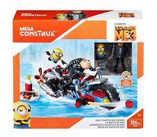 Mattel Mega Bloks FDX82 - Ich einfach unverbesserlich 3 Gru�€™s Transforming Moto