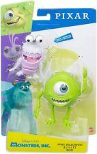 Disney Pixar Monsters Inc ~ Mike Wazowski & Boo Action Figures