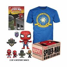 Funko Marvel Collector Corps Box Spider-man Homecoming Large Size