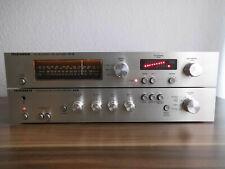 Telefunken CA 10 Stereo Verstärker * Integrated Amplifier mit Tuner CT 10