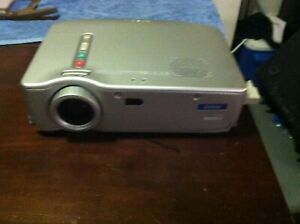Epson PowerLite 51C EMP-51 LCD Portable Projector HD 1080i Bundle With Case