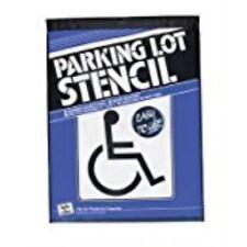 HY-KO PROD Handicap Park Stencil (PLS-10)