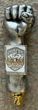 IRON FIST BREWING FIGURAL BEER TAP HANDLE RARE HAND FIST SAN DIEGO