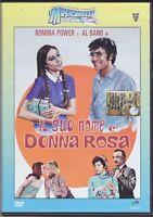 Dvd **IL SUO NOME E' DONNA ROSA** con Romina Power Al Bano nuovo 1969