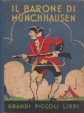IL BARONE DI MUNCHHAUSEN  SALANI 1948 (QA516)