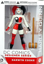 DC COMICS DESIGNER SERIES HARLEY QUINN by DARWYN COOKE  ca.16cm DC COLLECTIBLES