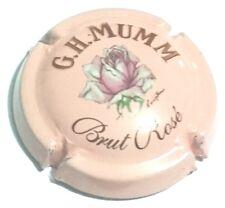 Capsule de champagne G.H Mumm (Brut rosé)