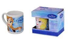 Disney FROZEN Ceramic MUG (Official Product)(New & In Gift Box) Anna/Elsa (Stor)