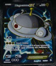 Full Art Holo Foil Magnezone EX # 101/106 XY Flashfire Set Pokemon Cards Rare DA