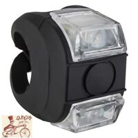 SUNLITE HL-L220  OMNIGRIP FRONT BLACK BICYCLE LIGHT