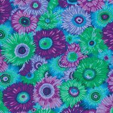 Fat Quarter Kaffe Fassett 2016: Zany Purple - Rowan Cotton Quilting Fabrics