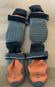 Ruffwear Grip Trex Dog Boots Orange